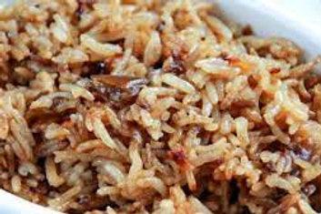Rice Consomme - Carol Sharpe