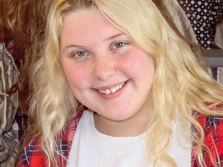 Senior Spotlight - Allie Blackburn