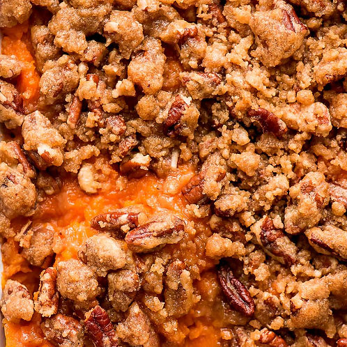 Sweet Potato Casserole - Dede Hatcher