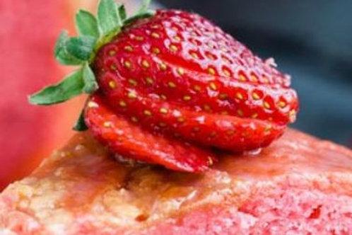 Strawberry Pound Cake - Jaque Carpenter