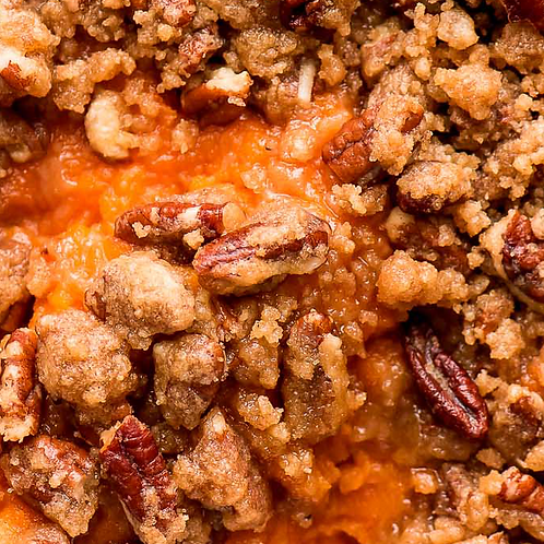 Sweet Potato Casserole - Dede Hatcher