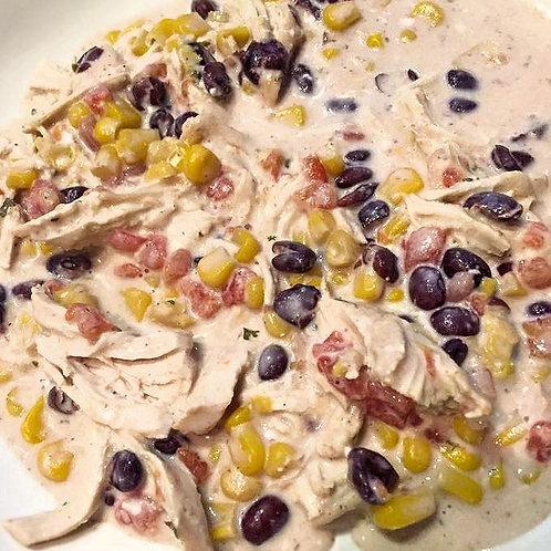 Chicken Cream Cheese Chili - Tammy Nuckolls