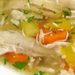 Chicken Soup - Renee Stevens