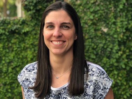 Alumni Spotlight - Kristen Crawford