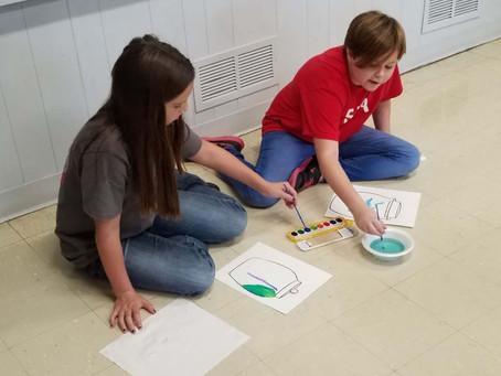 4th Grade Class Creates Dreams