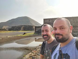 20 días por México: Ciudad de México y ruinas de Teotihuacán.