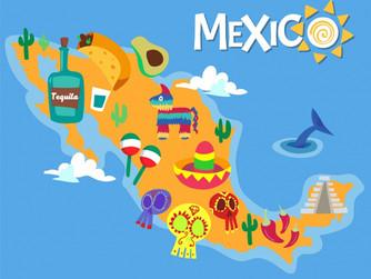 20 días por México.
