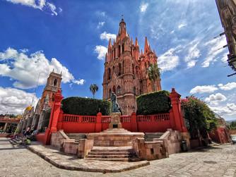 20 días por México: San Miguel de Allende, el paraíso yanki.