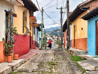20 días por México: San Cristóbal de las Casas, un buen comienzo.