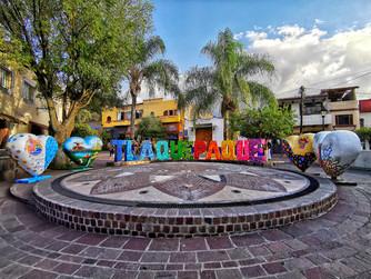 20 días por México: Guadalajara y Tlaquepaque.