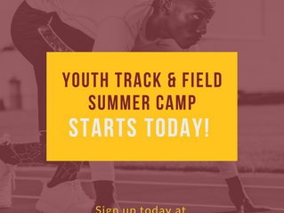 Youth Training Camp Starts Today! ~Practice Info