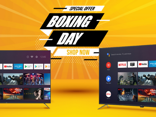 Blaupunkt Boxing Day Deals!!!