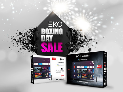 EKO leading the charge in Boxing Day Sale at Big W