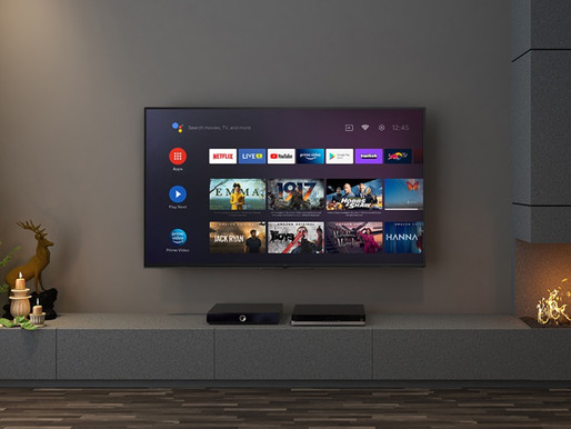 """Spoil yourself or the family these holidays with the EKO 55"""" 4K UHD Android TV"""