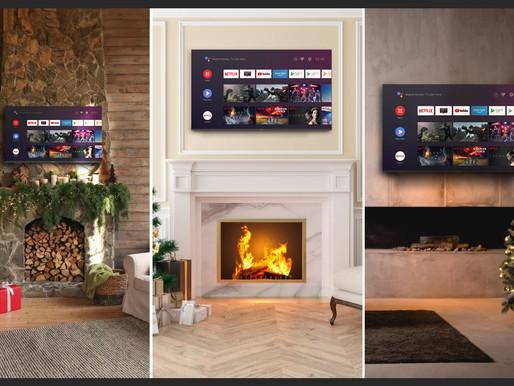 A Blaupunkt Smart TV for Christmas
