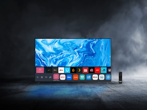 """Our Latest 75"""" 4K Ultra HD WebOS Smart TV for just $849"""