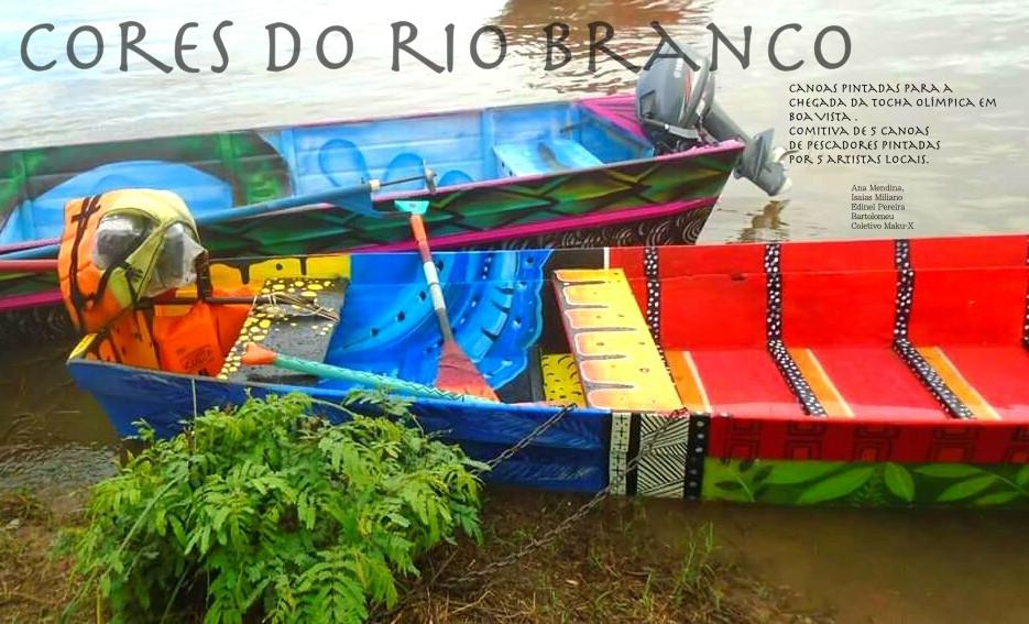 canoa pajé