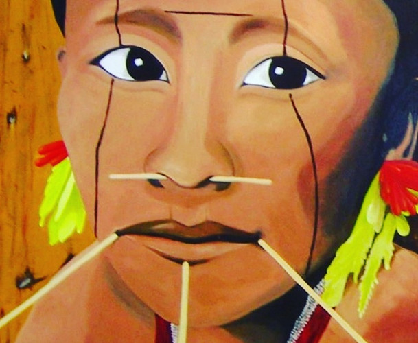 Yanomami Thëpë
