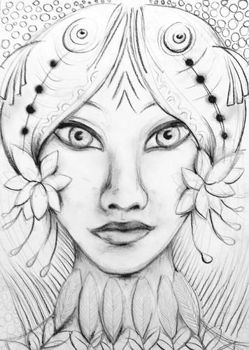 mulher natureza