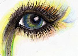 Olhos Coloridos