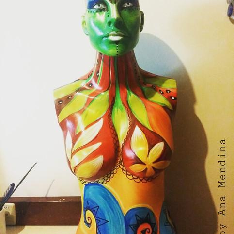 Manequin Ana Mendina