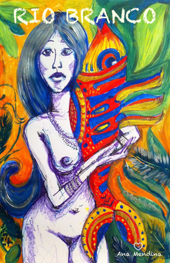 ara and the Fish . uv pencil , pen and acrylic on paper A2 2011.jpg