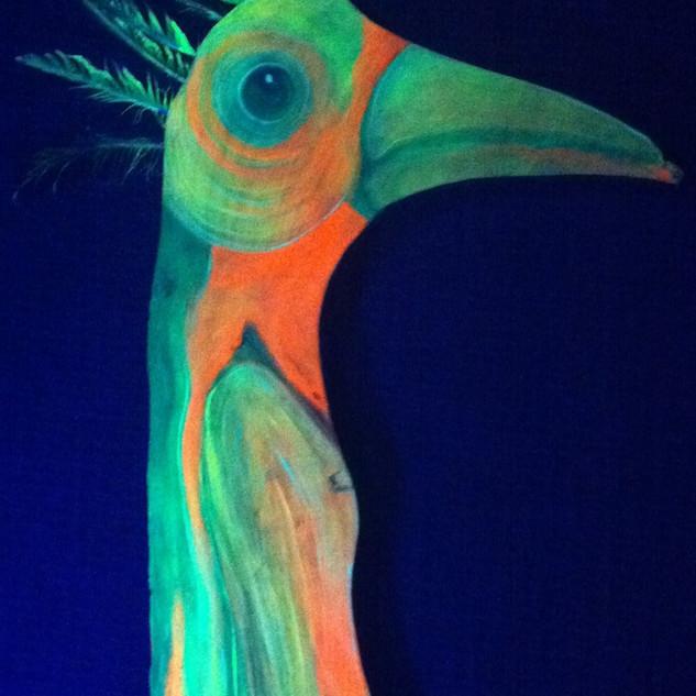 Glow Bird