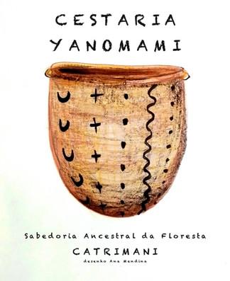 poster cestaria yanomami