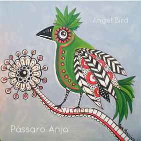 pássaro anjo 1