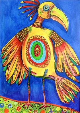 Pássaro Hekura