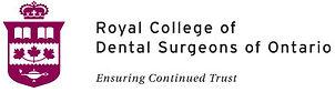 Royal College of Dental Surgeons on Ontario