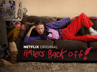 Haters Back Off!