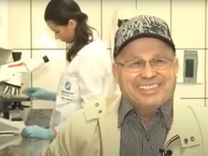 """""""Nosso objetivo é descobrir aquilo que facilite a vida do ser humano"""" - Galdino Santana de Limas"""