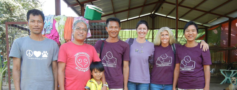 Yangon Animal Shelter