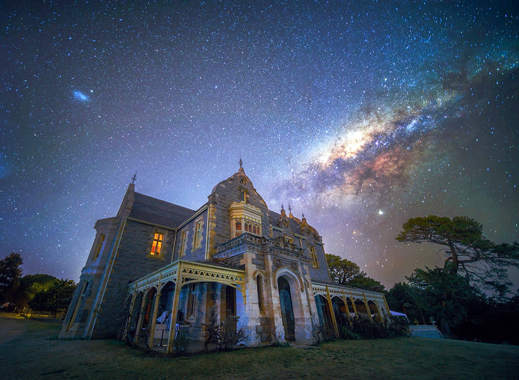Milky Way Mansion