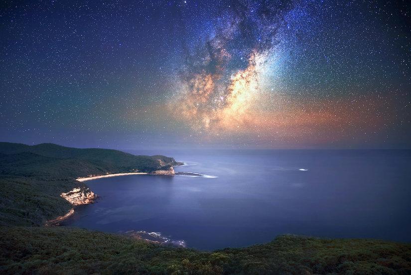 Central Coast Milky Way