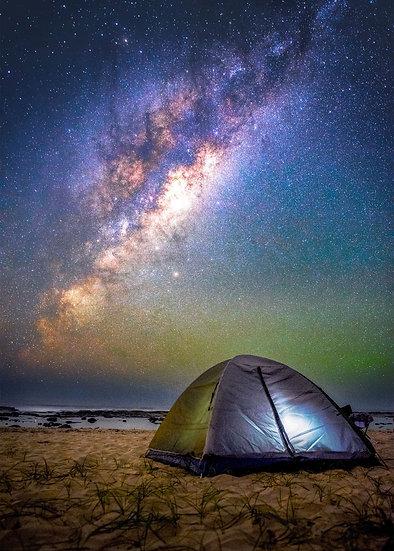 Bateau Bay Camping