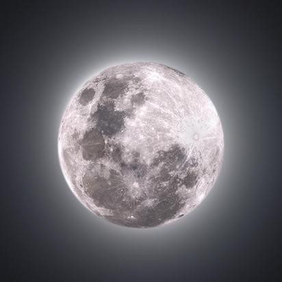 100% Full Moon