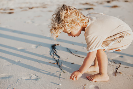 Perth family beach photography session