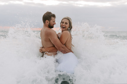 Perth intimate wedding photographer perth