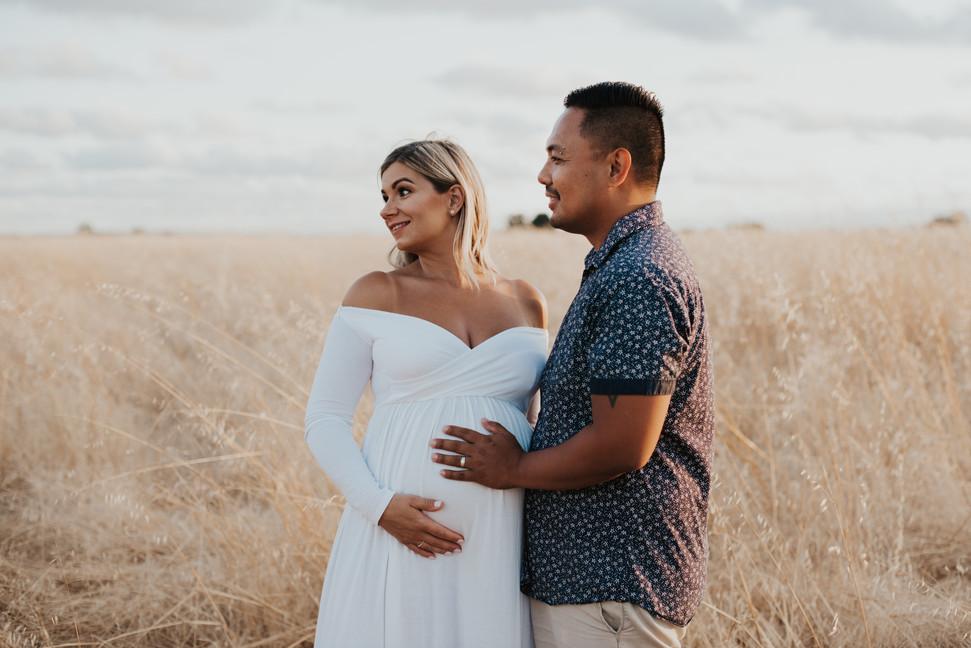 Maternity Photographer Perth