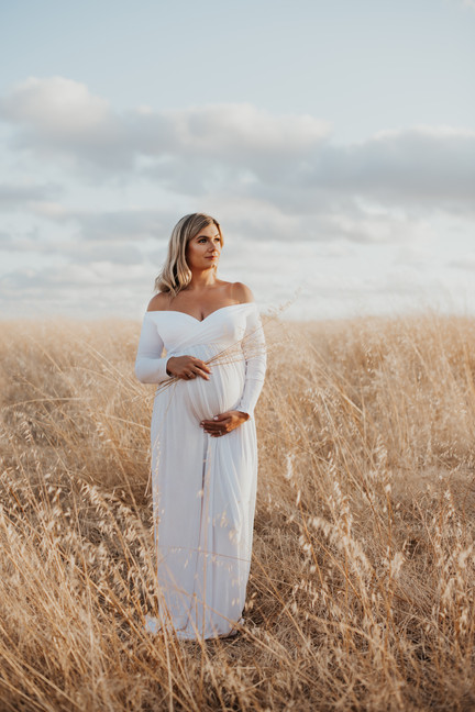 Stunning maternity images