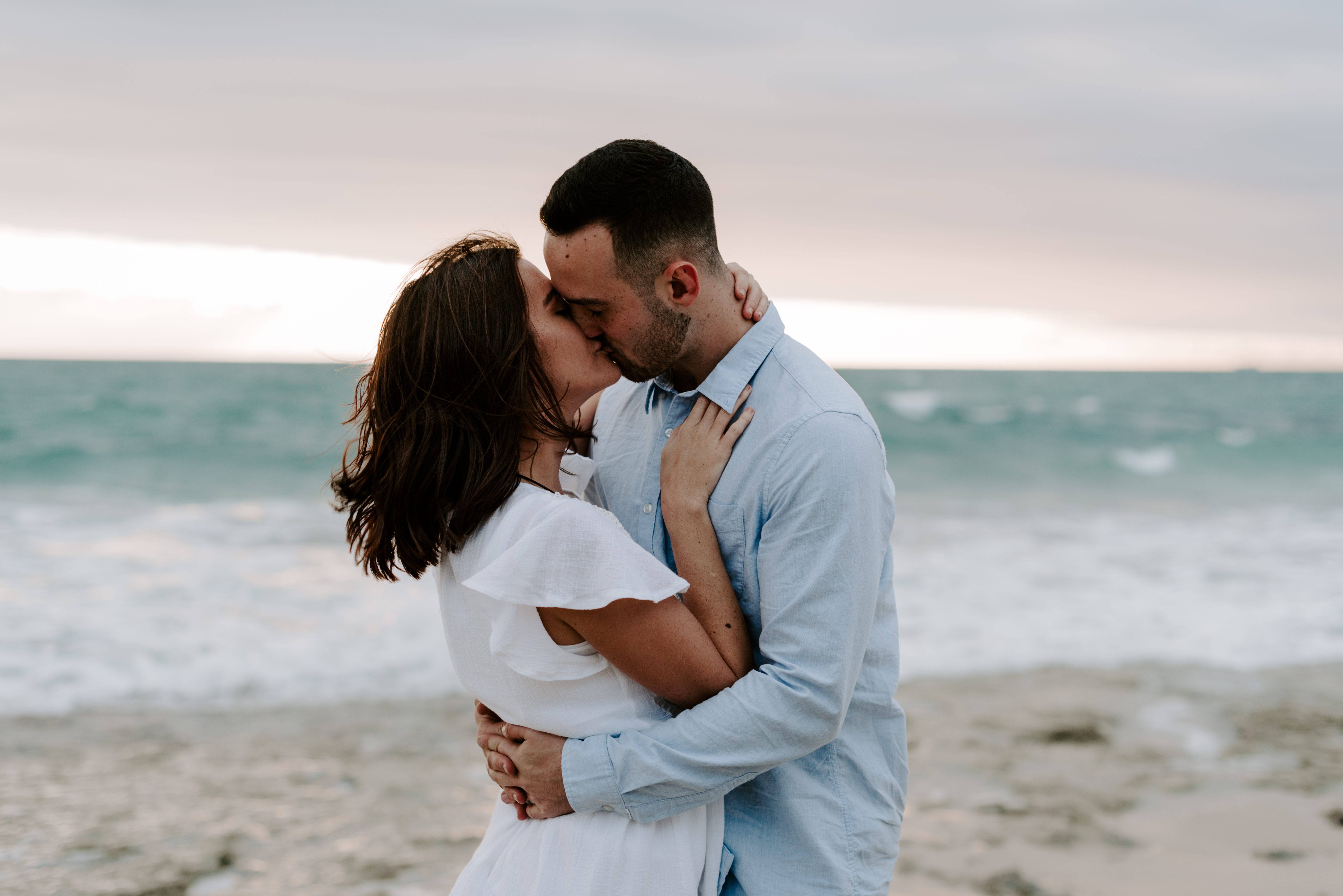 Perth Couples Beach Session