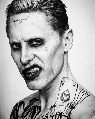 Leto's Joker: More than meets the eye