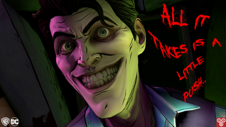 Telltale's Batman: The Enemy Within Episode 4 - What Ails You