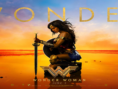 Wonder Woman: Why it's everything we need right now