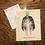 "Thumbnail: TWIN PEAKS single  ""...AND TIME PRESENTS ITSELF"" giclee SAP EDITIO"