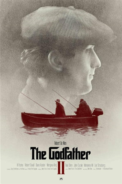 The Godfather II (flawed)