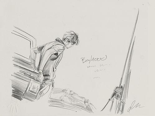 Original concept sketch for BOYHOOD2