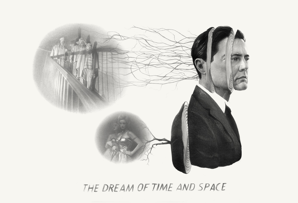 #12 THE DREAM OF TIME AND SPACE